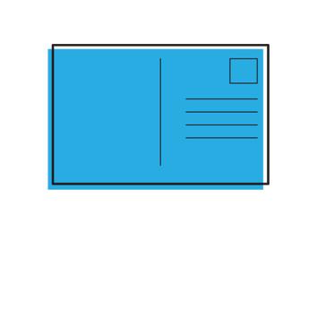 Kartka pocztowa z Twoją grafiką. Drukowane cyfrowo. Drukarnia internetowa RGBdruk